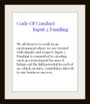 I2F code of conduct